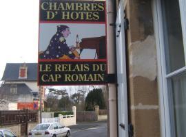 Relais du Cap romain, Saint-Aubin-sur-Mer