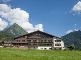 Hotel Elisabeth, Schoppernau