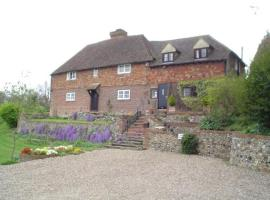 Upper Ansdore Bed and Breakfast, Waltham