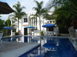 Hotel Terrazas Inn, Oaxtepec