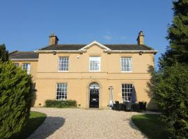 Manse Manor Hall, Crewkerne