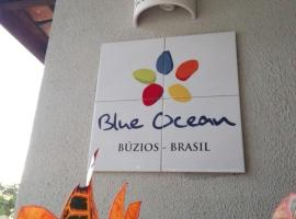 Pousada Blue Ocean, Búzios