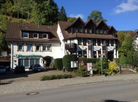 Hotel Bergschlösschen, Zorge