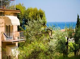 Hotel Mediterraneo, Laigueglia
