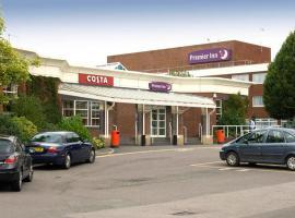 Premier Inn Leicester Fosse Park, Lestera