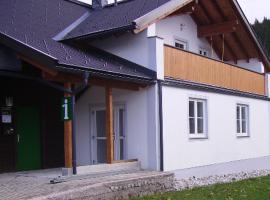 Familienappartement Ötscherbär, Lackenhof