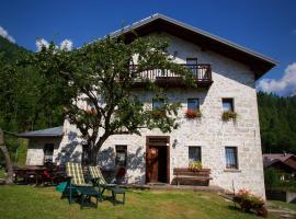 Villa Chele, Val di Zoldo