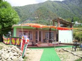 Kareri Valley View, Chari