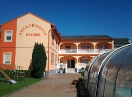 Arkadenhaus Steiner, Podersdorf am See