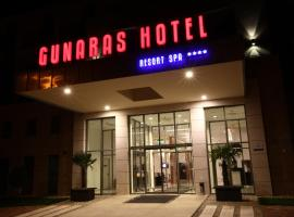 Gunaras Resort Spa Hotel, Dombóvár