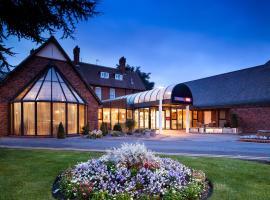 Mercure Hull Grange Park Hotel, Kingstonas prie Halo