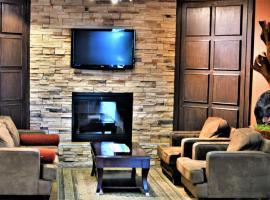 Sigma Inn & Suites Hudson's Hope, Hudson Hope
