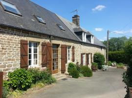Brittany/Normandy Cottages, Saint-Georges-de-Reintembault
