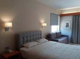Antikyra Beach Hotel, Antikyra
