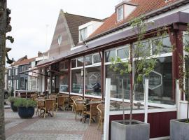 Hotel Bistro Kaai 31, Aardenburg