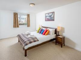 1BR Limehouse Apartment, London