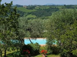 Tognazzi Casa Vacanze - Villa San Martino, Villa del Monte