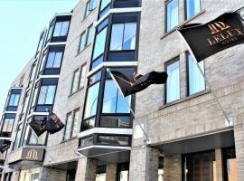 LELUX Hotel, Montréal