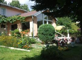 Pension Jana Tatrovice, Tatrovice