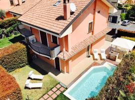 Etna Villa il Pino, Trecastagni
