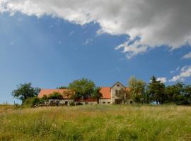 Weinberghaus Louisenberg, Gauernitz