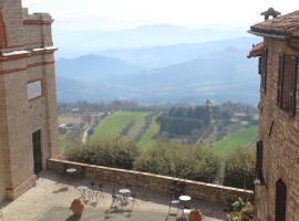 Casa di Maria Grazia, Monte Castello di Vibio
