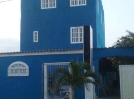 Hotel Pousada Maré Azul, Barra de São João