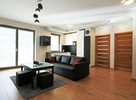 Apartament Ogrody Hallera