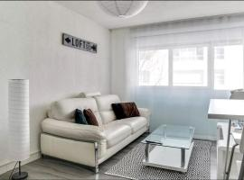 Appartement Portes de Genève, Anmasa