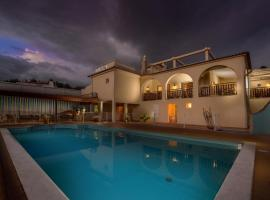 Villa Welwitshia Mirabilis, Carvoeiro