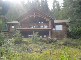Lakeview Chalet, Salmon Arm