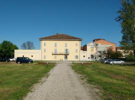 Villa Conti Zambonelli, 산 조반니 인페르시체토