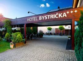 Hotel Bystricka, Martina