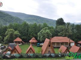 Kamp Dvije Vrbe, Foča
