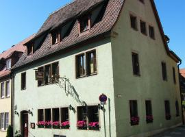 Pension Hofmann-Schmölzer, Rothenburg ob der Tauber