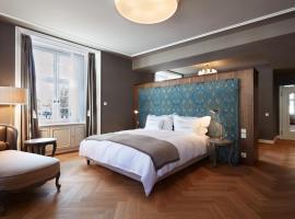 Boutique Hotel La Couronne, Solothurn