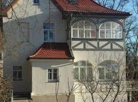 Charmantes Apartment in Jugendstilvilla., Швайг-Нюрнберг