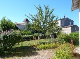 La petite Maison de Gardegan, Flaujagues