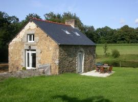 maison campagne de Saint Malo, Broualan