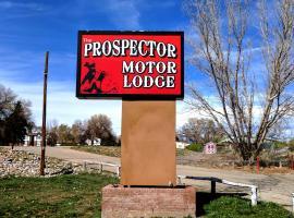 Prospector Motor Lodge, Blanding
