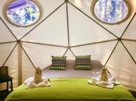 Faith Glamping Dome Costa Rica, Manzanillo