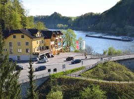 Gasthof zur Donaubrücke, Ardagger Markt