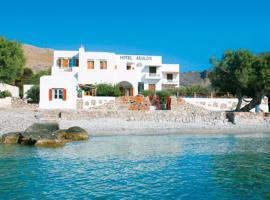 Aeolos Beach Hotel, Karavostasis