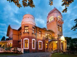 Luxury Art Nouveau Hotel Villa Ammende, Pärnu