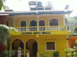 Leanora Guest House, Chapora
