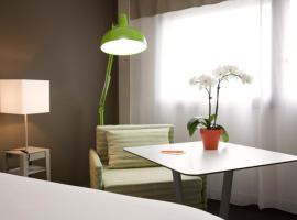 阿訥馬斯日內瓦宜必思尚品酒店- 含早餐, 安姆比利