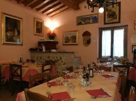 Agriturismo La Capanna, Castell'Azzara