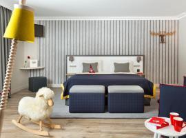 Araucaria Hotel & Spa, La Plagne