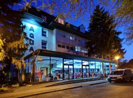 Aqua Hotel, Gyula