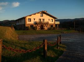 Casa Peluaga, Oiartzun